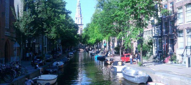 Kurztrip nach Amsterdam in das A&O Amsterdam Zuidoost  ***