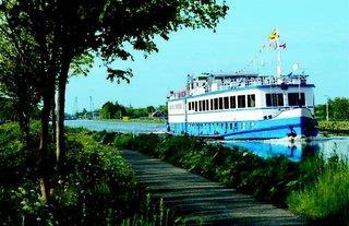 """Nordholland – 8-tägige individuelle Rad- und Schiffsreise mit der """"Angela Esmee"""""""