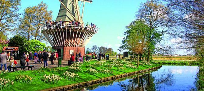 Blumenpark Keukenhof 3-Tage-Busreise