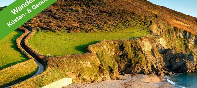 Cornwall – Hafenstädte, Gärten und faszinierende Küsten