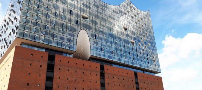 Hamburg mit Elbphilharmonie 03.08.-06.08.18