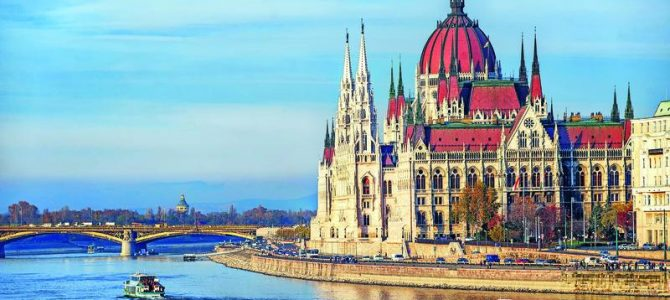 Budapest – Wien – Prag 7-Tage-Busreise